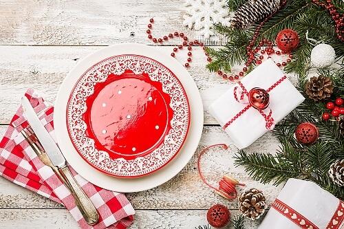 geschirr-weihnachten