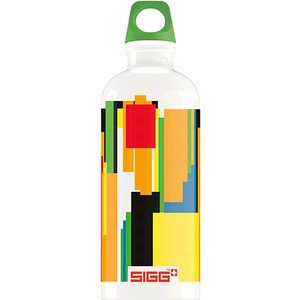 Traveller Trinkflasche 0,6 l Boxes - Sigg