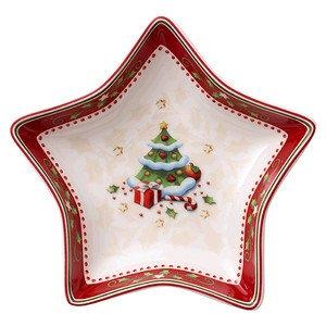 Sternschale 13cm klein Weihnac Winter Bakery Delight Neue Form 2016 - Villeroy & Boch