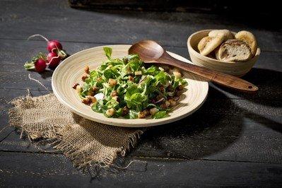 Salatbesteck für eine harmonische Tischgestaltung